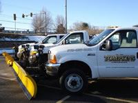 Example  -Tompkins Corporation Snow Removal | City Plowing